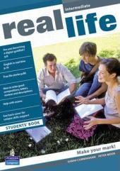 Real Life Intermediate Student Book (підручник) - фото обкладинки книги