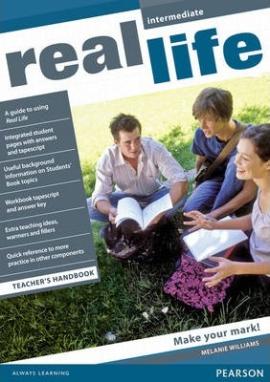Real Life Intermediate Teacher's Book (книга вчителя) - фото книги
