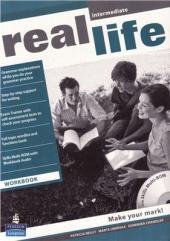 Real Life Intermediate Workbook + CD (робочий зошит) - фото обкладинки книги