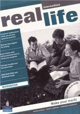 Real Life Intermediate Workbook + CD (робочий зошит) - фото книги