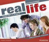Real Life Pre-Intermediate Class Audio CD (аудіодиск) - фото обкладинки книги