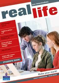 Real Life Pre-Intermediate Student Book (підручник) - фото книги