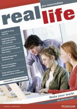 Real Life Pre-Intermediate Teacher's Book (книга вчителя) - фото книги
