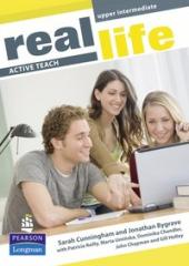 Real Life Upper-Intermediate Active Teach (інтерактивний курс) - фото обкладинки книги