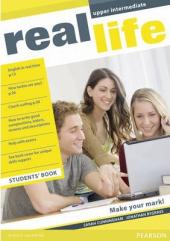 Real Life Upper-Intermediate Student Book (підручник) - фото обкладинки книги