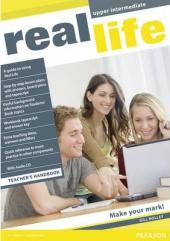 Real Life Upper-Intermediate Teacher's Book (книга вчителя) - фото обкладинки книги