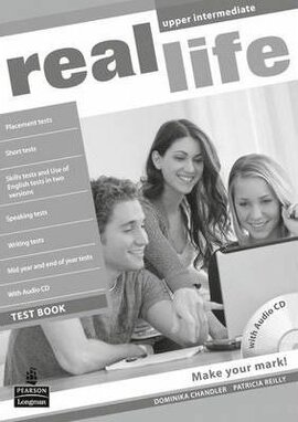 Real Life Upper-Intermediate Testbook + CD - фото книги