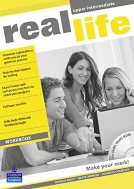 Real Life Upper-Intermediate Workbook + CD (робочий зошит) - фото книги