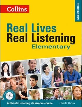 Real Lives, Real Listening. Elementary Student's Book with CD - фото книги