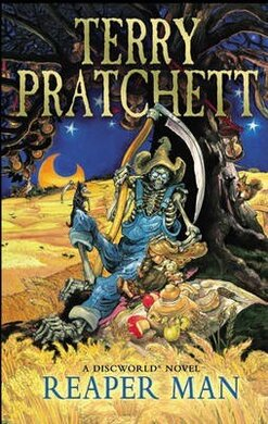 Reaper Man : (Discworld Novel 11) - фото книги