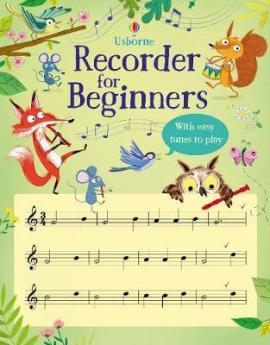 Recorder for Beginners - фото книги
