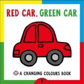 Red Car, Green Car - фото обкладинки книги