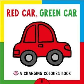 Red Car, Green Car - фото книги