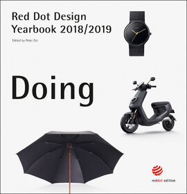 Red Dot Design Yearbook 2018/2019 : Doing - фото книги