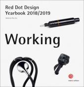 Red Dot Design Yearbook 2018/2019 : Working - фото обкладинки книги