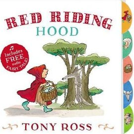 Red Riding Hood (My Favourite Fairy Tales Board Book) - фото книги