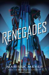 Renegades - фото обкладинки книги