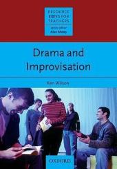 Resource Books for Teachers. Drama and Improvisation - фото обкладинки книги