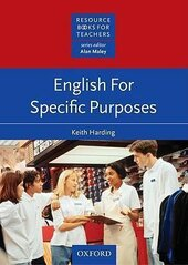 Resource Books for Teachers. English for Specific Purposes - фото обкладинки книги