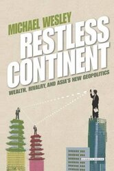 Restless Continent - фото обкладинки книги