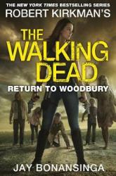 Return to Woodbury - фото обкладинки книги