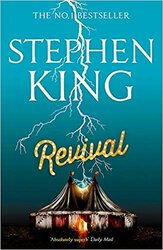 Revival - фото обкладинки книги