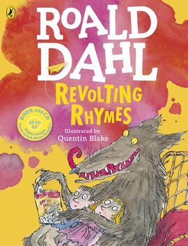 Revolting Rhymes (Colour Edition) - фото книги