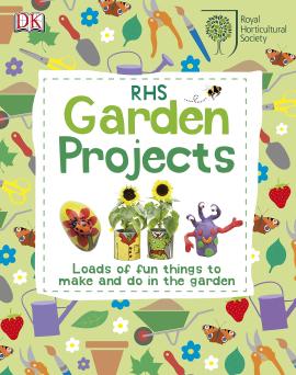 Книга RHS Garden Projects