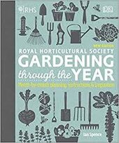 RHS Gardening Through the Year : Month-by-month Planning Instructions and Inspiration - фото обкладинки книги