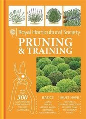 RHS Handbook: Pruning & Training - фото обкладинки книги