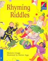 Rhyming Riddles Level 2 ELT Edition - фото обкладинки книги