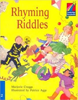 Посібник Rhyming Riddles Level 2 ELT Edition