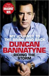 Riding the Storm - фото обкладинки книги