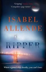 Ripper - фото обкладинки книги