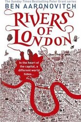 Rivers of London : The First Rivers of London novel - фото обкладинки книги