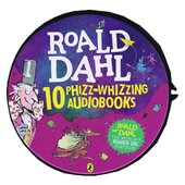Книга Roald Dahl 10 Phizz Whizzing Audio Books Pack