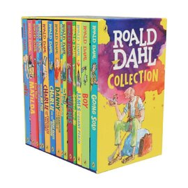 Книга Roald Dahl Collection