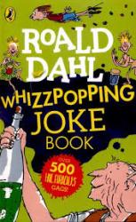 Roald Dahl: Whizzpopping Joke Book - фото обкладинки книги
