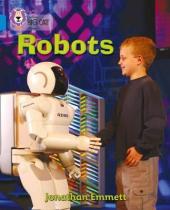 Robots - фото обкладинки книги