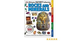 Rocks and Minerals Ultimate Factivity Collection : Create your own Book about the Amazing World of Buried Treasure - фото книги