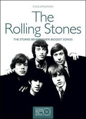 Rolling Stones. The Story Behind Their Biggest Songs - фото обкладинки книги