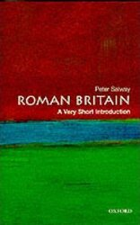 Roman Britain: A Very Short Introduction - фото обкладинки книги