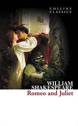 Romeo and Juliet (Collins Classic) - фото обкладинки книги