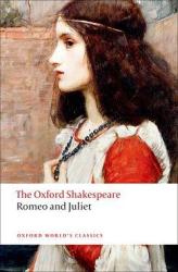 Romeo and Juliet: The Oxford Shakespeare - фото обкладинки книги
