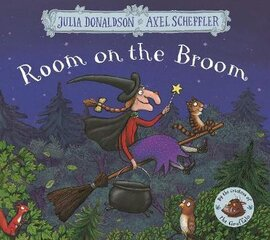 Room on the Broom - фото книги