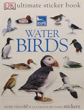 RSPB Water Birds Ultimate Sticker Book - фото обкладинки книги
