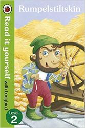 Rumpelstiltskin - Read it yourself with Ladybird : Level 2 - фото обкладинки книги