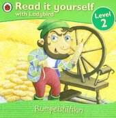 Rumpelstiltskin - Read it yourself with Ladybird : Level 2 - фото обкладинки книги