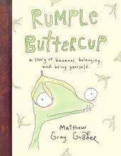Rumple Buttercup: A story of bananas, belonging and being yourself - фото обкладинки книги