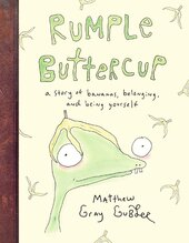Rumple Buttercup: A story of bananas, belonging and being yourself - фото обкладинки книги